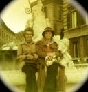 Mom and I 1974