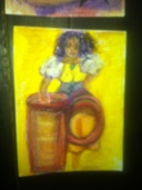 New Orleans Coffee Queen by Bojenn 2012